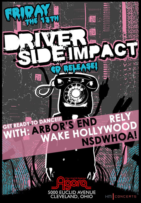 Driver Side Impact SHOW!